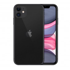 Смартфон Apple iPhone 11 128GB Black (MWLE2)