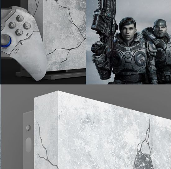 Microsoft Xbox One X Gears 5 Limited Edition Bundle